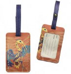 Heron Luggage Tag
