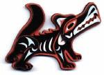 Wolf 3D Magnet