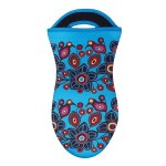 Flowers & Birds Oven Mitt