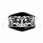 Mask - 3 layers - Raven