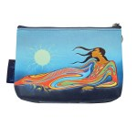 Mother Earth Coin Purse