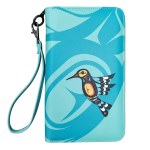 Travel Wallet - Hummingbird