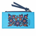 Card Holder - Flowers & Birds