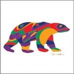 Alpha Bear Trivet