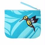 Zip Pouch - Hummingbird