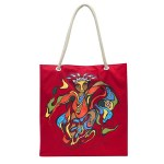 Pow Wow Dancer Eco Bag