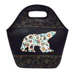 Spring Bear Lunch Bag