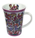 Porcelain Mug - Woodland Floral