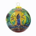OS ornament Strong Earth Woman