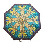 Strong Earth Woman Umbrella