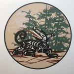 Stakiyah (Wolf) - Limited Edition Print