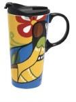 Her Jingle Dress Ceramic Mug