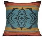 Salish Sunset Pillow Cover