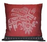 Running Raven Pillow Cover