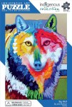 Puzzle - Big Wolf