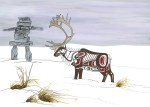 Caribou Card