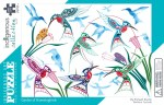 Puzzle - 1000 Piece - Garden of Hummingbirds