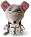Mouse Woman Puppet