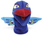 Tricky the Raven Puppet