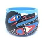 Loon Ceramic Pot
