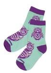 Owl Socks S/M