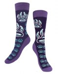 Wolf Spirit Socks S/M