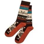 Ancestral Spirits Socks S-M