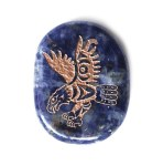 Sodalite - Eagle - Insight, Clarity, Intuition