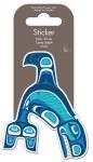 Killerwhale Sticker
