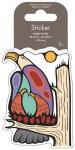Eagle Family Sticker