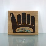 Right Hand Plaque