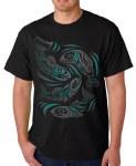 Sacred Salmon T-shirt
