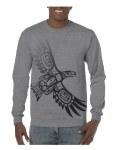 Soaring Eagle Longsleeved T-shirt