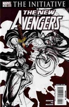 NEW AVENGERS (2005) #30