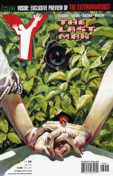 Y- THE LAST MAN #39