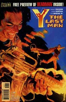 Y- THE LAST MAN #48