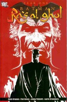 YEAR ONE BATMAN RAS AL GHUL #1