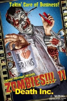 ZOMBIES!!! 11 DEATH INC.