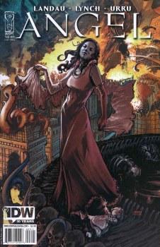 ANGEL (2009) #25 CVR A