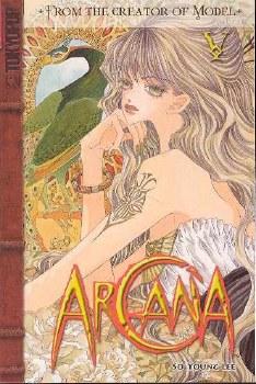 ARCANA GN VOL 05