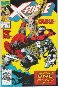 X-FORCE (1991) #015 NM-
