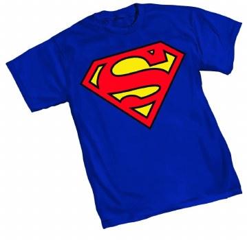 SUPERMAN SYMBOL NEW 52 T-SHIRT -XXL-
