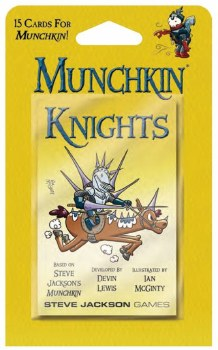 MUNCHKIN KNIGHTS PACK