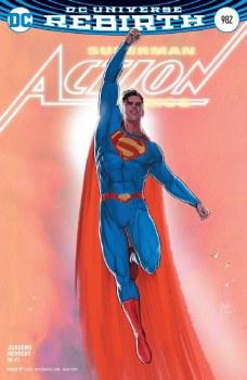 ACTION COMICS #982 VAR ED