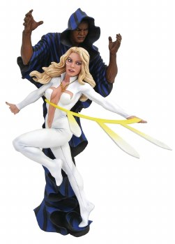 MARVEL GALLERY CLOAK & DAGGER COMIC PVC FIGURE