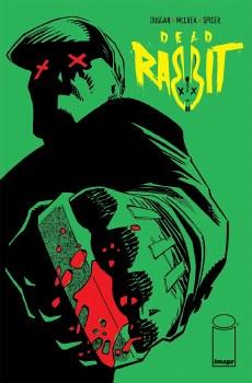 DEAD RABBIT #1 CVR A MCCREA (MR) NM-