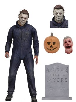 HALLOWEEN ULTIMATE MICHAEL MYERS 7IN SCALE AF