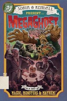 MEGA GHOST #5 (OF 5)