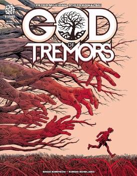 GOD OF TREMORS ONE SHOT CVR AKOWALSKI (MR)