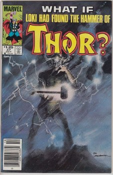 WHAT IF (1989) #51 NM-